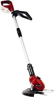comprar comparacion Einhell GE-CT 18 Li Solo- Recortabordes inalámbrica 18V (ancho de corte: 24cm, tiempo max. de ejecución 55min, tiempo de c...