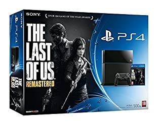 Console PS4 500 Go Noire + The Last of Us Remastered (B00L32A7W0)   Amazon price tracker / tracking, Amazon price history charts, Amazon price watches, Amazon price drop alerts