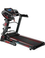 Fitfiu Fitness Cinta de Correr y Andar Plegable Eléctrica con Pulsómetro, Unisex Adulto,
