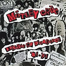 Decade of Decadence by Motley Crue