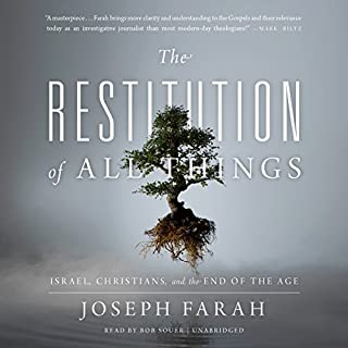 The Restitution of All Things audiobook cover art