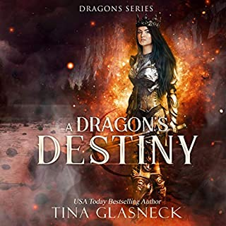 A Dragon's Destiny     Dragons Series, Book 1              By:                                                                                                                                 Tina Glasneck                               Narrated by:                                                                                                                                 Cheryl May                      Length: 9 hrs and 34 mins     Not rated yet     Overall 0.0