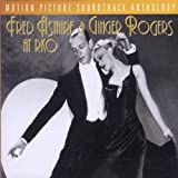album cover: Fred Astaire and Ginger Rogers at RKO -- soundtracks