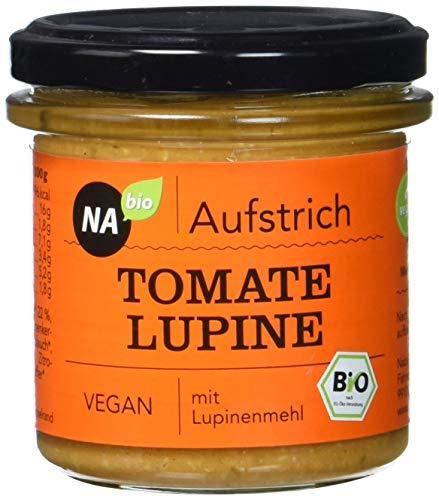 Nabio Aufstrich Tomate Lupine, 6er Pack (6 x 140 g)