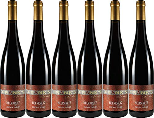 Achenbach Heerkretz Pinot Noir 2012 Trocken (6 x 0.75 l)