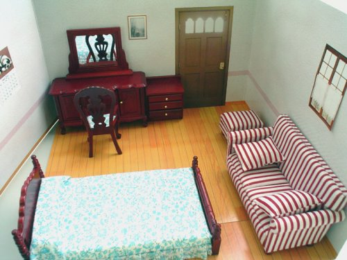 Miniature Room Lady's Type