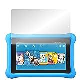 Slabo 2 x Bildschirmschutzfolie für Amazon Fire Kids Edition 7 Zoll (5. Gen.) 2015 Bildschirmschutz Schutzfolie Folie Crystal Clear unsichtbar