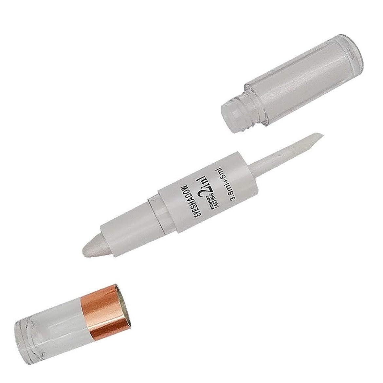 絶望的な比率反抗黒3in1化粧アイライナーリキッドアイライナーペン鉛筆化粧品防水