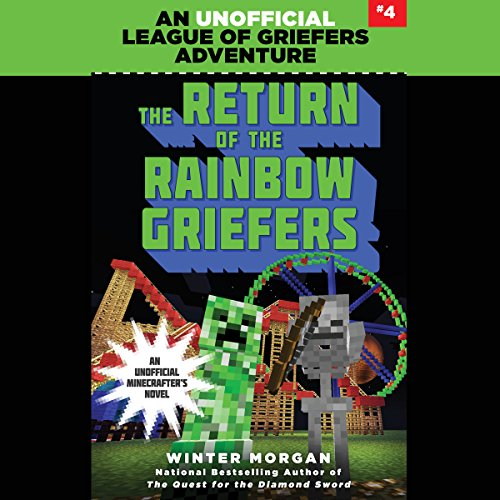 The Return of the Rainbow Griefers audiobook cover art