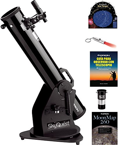 Kit de telescopio dobsoniano Orion SkyQuest XT4.5 Classic