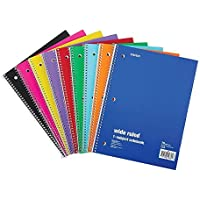 Staples 321463 1-Subject Notebook 8