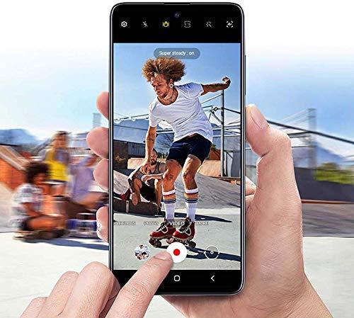 Samsung Galaxy A51 Dual-SIM 128 GB/4 GB - Prism Crush Weiß