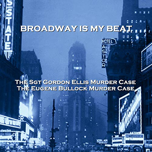 Broadway Is My Beat - Volume 5 cover art