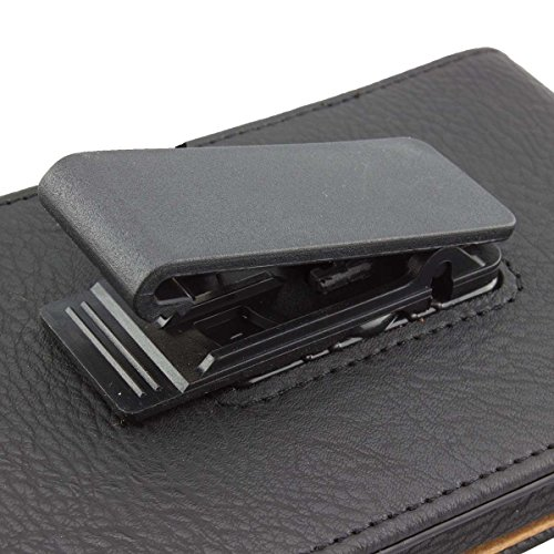 caseroxx Handy Tasche Outdoor Tasche für Cat S41, mit drehbarem Gürtelclip in schwarz