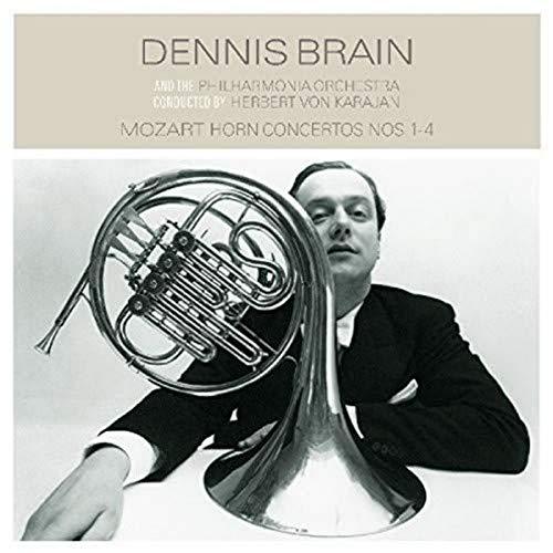 Mozart: Horn Concertos 14 [VINYL] [Vinilo]