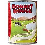 Bonnet Rouge Envase de Leche Evaporada de 1 x 410 Gr 410 g