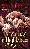 Never Love a Highlander (The Highlanders)