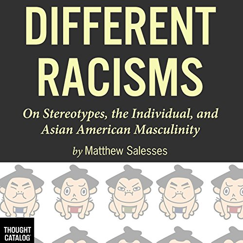 Different Racisms audiobook cover art