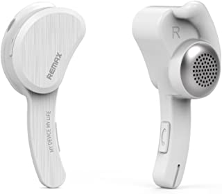 REMAX Universal RB-T10 Bluetooth Wireless Stereo Headset (White)
