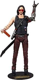 McFarlane Toys - Cyberpunk 2077 Johnny Silverhand Action Figure