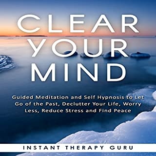 Clear Your Mind audiobook cover art