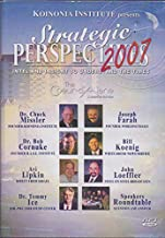 Strategic Perspectives 2007 MP3 CD