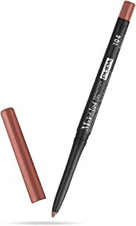 Pupa Milano Made To Last Definition Lips Pencil for Women 0.012 oz, 104 Rosewood