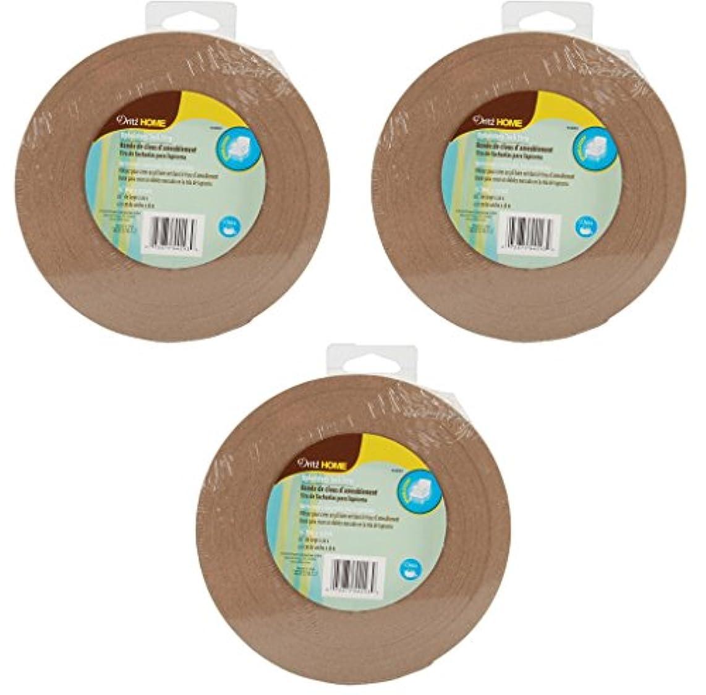 Dritz Upholstery Tack Strip, Natural (3 Pack)