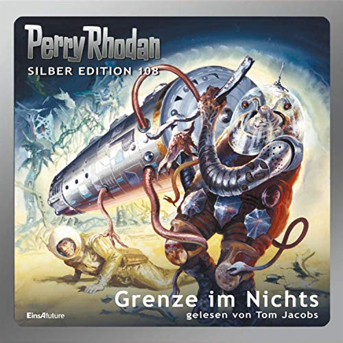 Grenze im Nichts     Perry Rhodan Silber Edition 108. Der 15. Zyklus. Die Kosmischen Burgen              De :                                                                                                                                 William Voltz,                                                                                        Hans Kneifel,                                                                                        Marianne Sydow,                   and others                          Lu par :                                                                                                                                 Tom Jacobs                      Durée : 16 h et 13 min     Pas de notations     Global 0,0