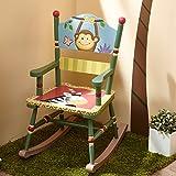 Fantasy Fields Children SunnySafari KidsHolz-SchaukelstuhlBabyzimmerW-8266A