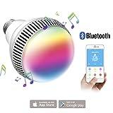 Ampoule connectée, Morpilot Ampoule Bluetooth encenite - Ampoule de couleur avec...
