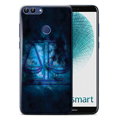 Stuff4® Phone Case/Cover/Skin/HUAGP-CC/Zodiac Star Sign Collection Huawei P Smart Weegschaal/libra.