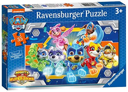Ravensburger Paw Patrol-Puzzle da 35 pezzi per bambini dai 3 anni in su, Colore, 5051