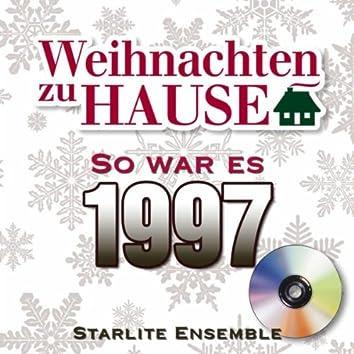 Weihnachten zu Hause: So war es 1997