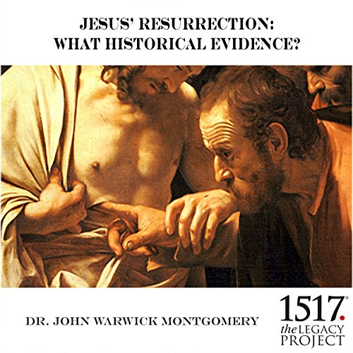 Jesus' Resurrection: What Historical Evidence? audiobook cover art