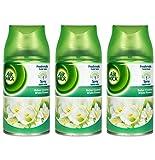 Air Wick - Recambios para ambientador Freshmatic Max Freesia & Jasmin de Air Wick (3 x 250 ml)