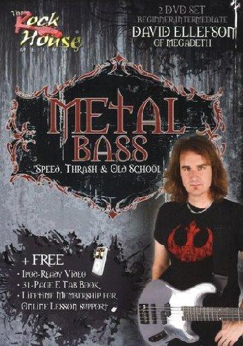 David Ellefson of Megadeth Japan's largest assortment Metal Bass New products, world's highest quality popular! -