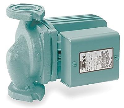 Taco Hot Water Circulator Pump Model 0011-F4