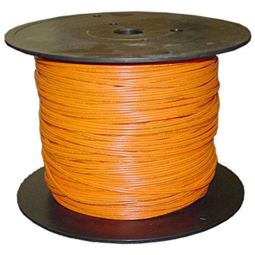 1000 FT (1000FT) Bulk Fiber Optic Cable Zip Cord (2 Strands) Multimode...