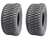 Deli Tire Set of 2 Tires, 18x8.50-8 Premium Turf Tires, 4 Ply Rating, Tubeless, Replacement for Golf Cart Lawn Garden Riding Mower 18x8.50-8 18/8.50-8 18-8.50-8 18x850x8