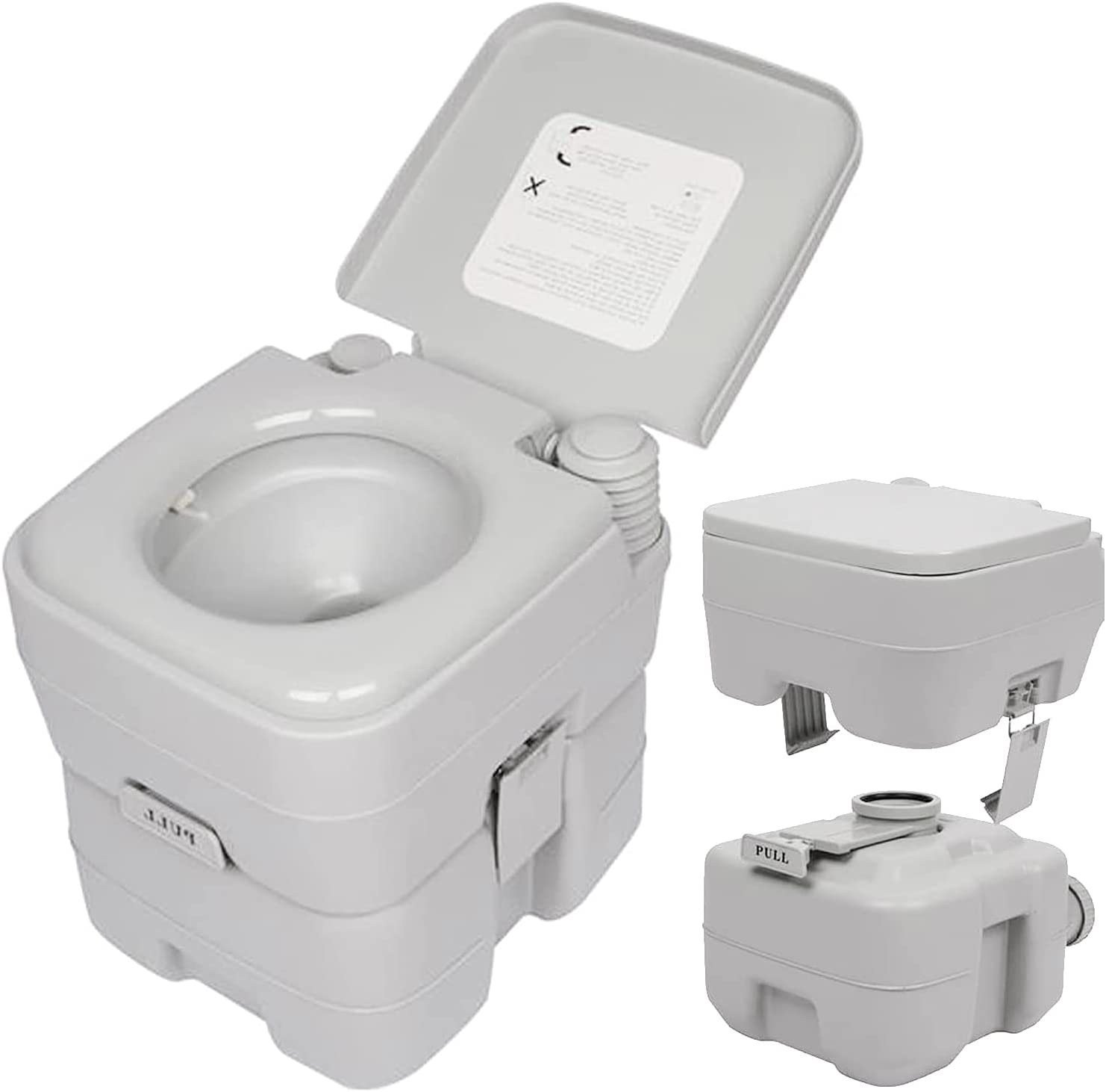 Portable Toilet Outdoor Indoor Camping Toi 67% OFF of fixed price Travel Movable Outlet SALE