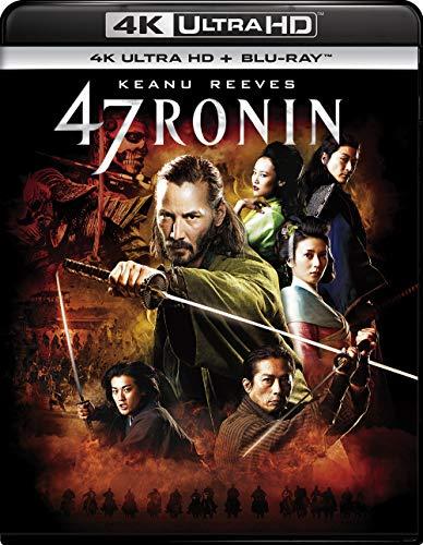 47RONIN 4K Ultra HD+ブルーレイ[4K ULTRA HD + Blu-ray]