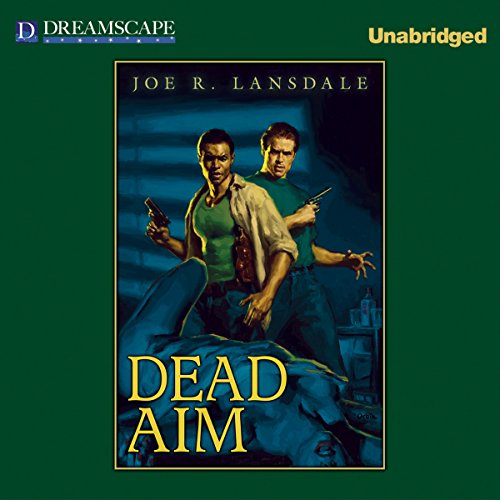 Dead Aim audiobook cover art