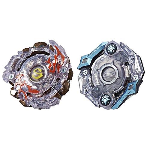 Hasbro Beyblade Burst Evolution Dual Pack Surtr S2 and Odax O2