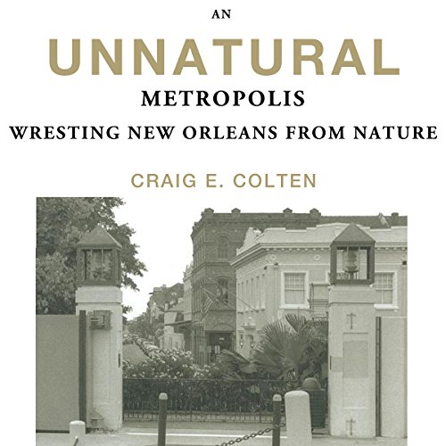 An Unnatural Metropolis audiobook cover art