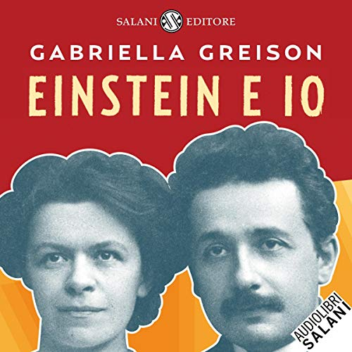 Einstein e io cover art