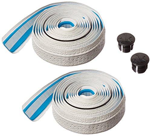 fizik Performance Tacky - White Lenkerband, Weiß, One Size