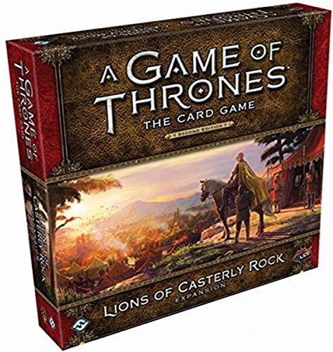 A Game of Thrones LCG Second Edition: Lions of Casterly Rock