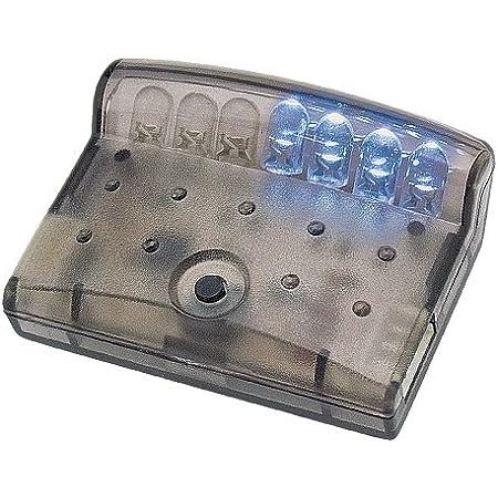 VISION ( ヴィジョン ) スキャニングLED ブルー スモーク 【盗難発生警報装置 オプション】 LM801B