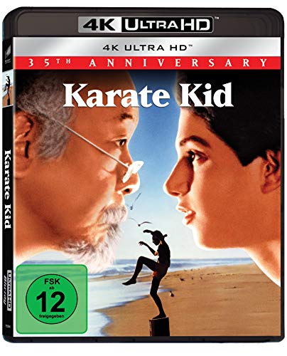 Karate Kid (4k UHD Blu-ray)